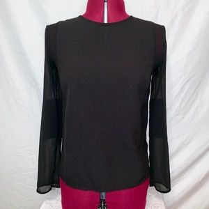 Sparkle and Fade Anthropologie top size S in EUC